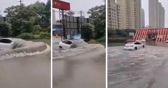 Tesla agua