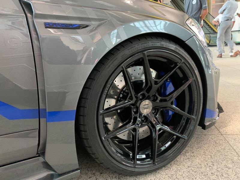 VW Golf GTE HyRACER MK7 Bodykit Tuning 2020 1