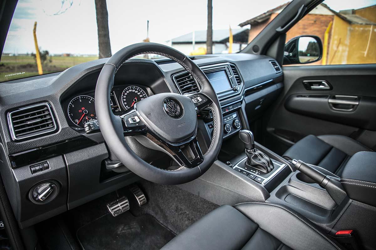 Volkswagen Amarok V6 14