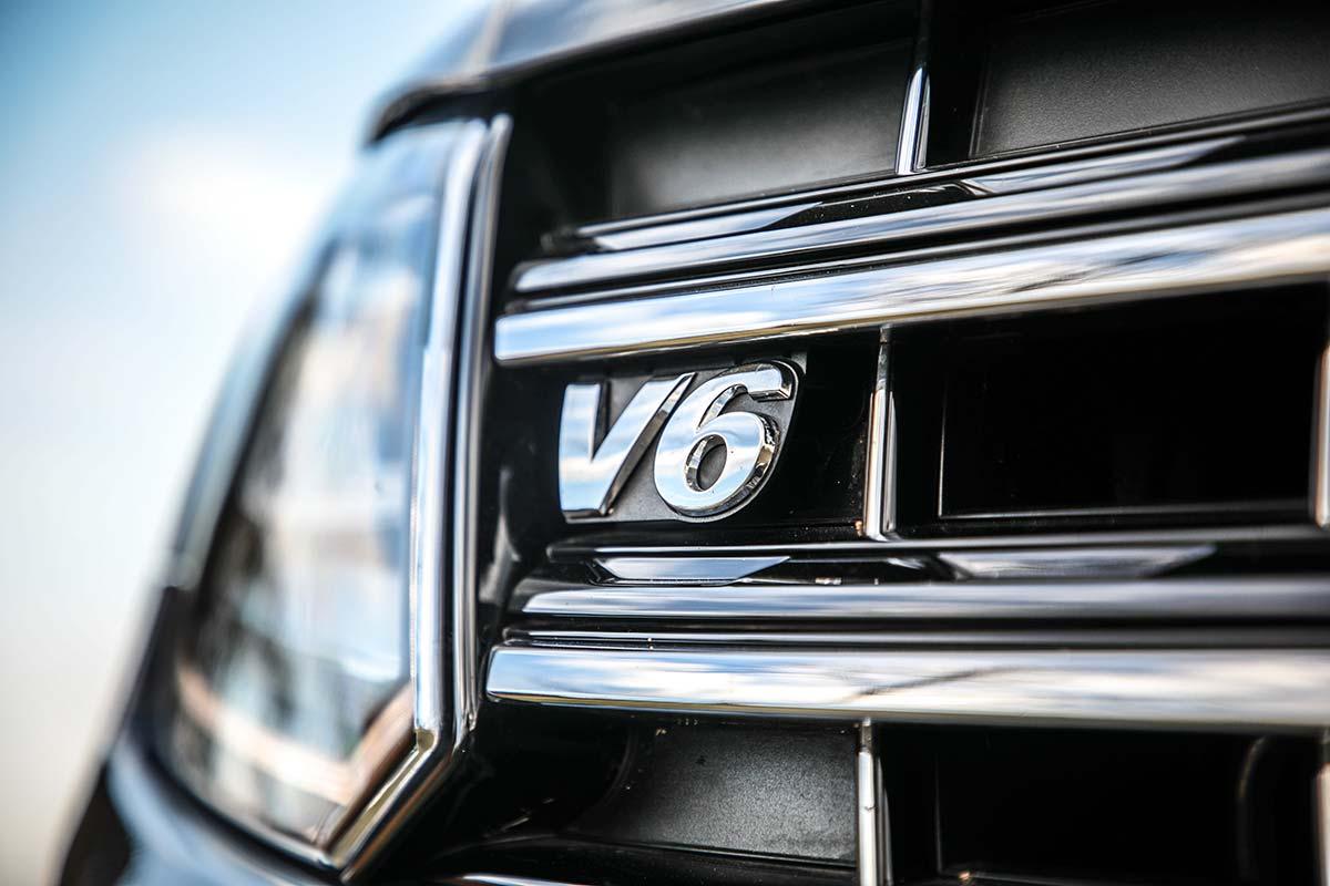 Volkswagen Amarok V6 6