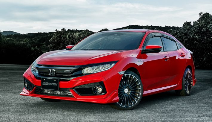honda civic mugen infinite 2020 japan 18