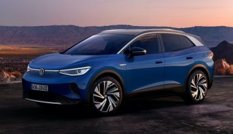 2021 VW ID.4 Euro spec 10 1