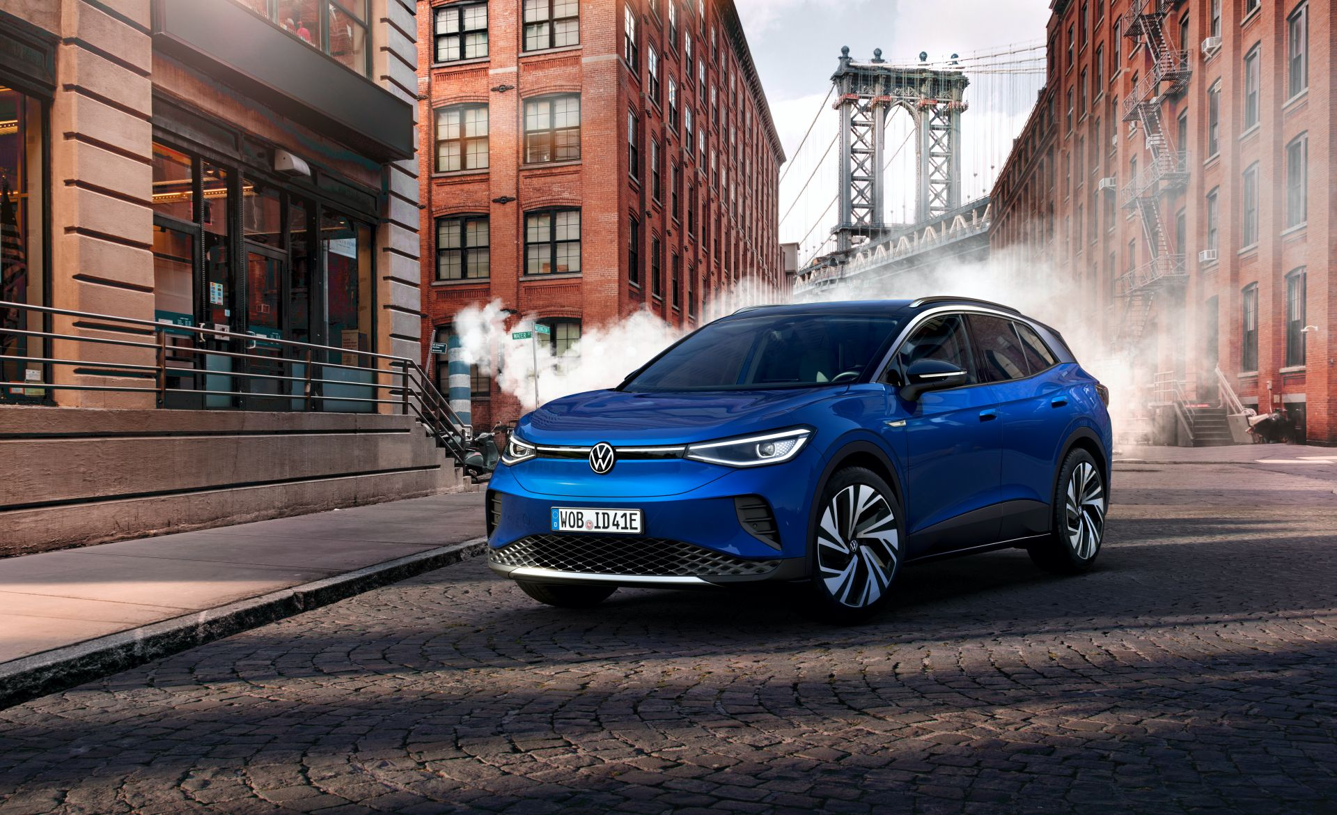 2021 VW ID.4 Euro spec 7