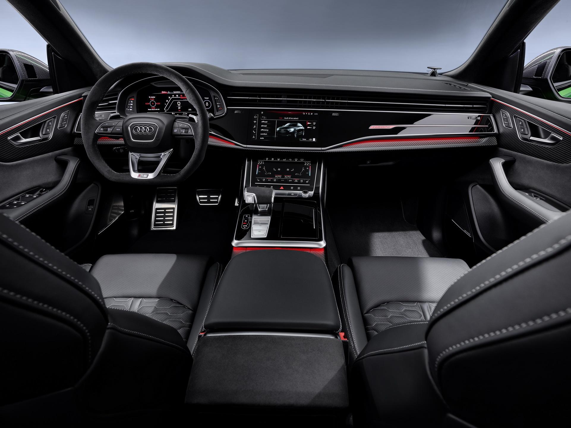 AUDI Q8 RS 5