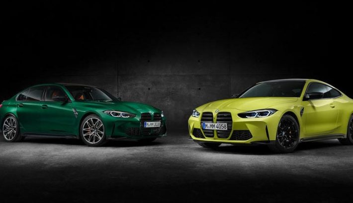 BMW M3 Y M4 e1600785866880