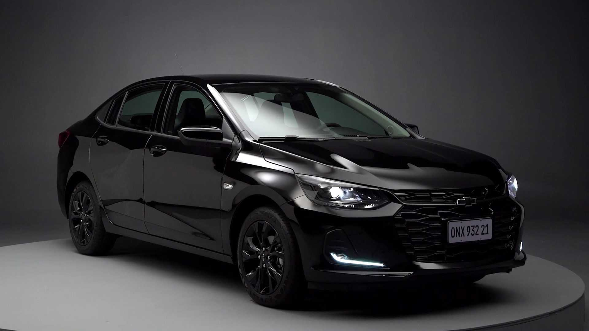 CHEVROLET ONIX MIDNIGHT 2021 1