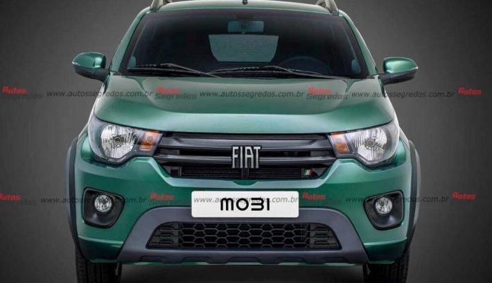 FIAT MOBI 2021