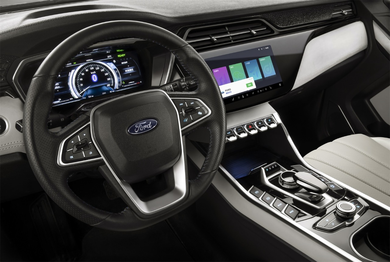 FORD TERRITORY ELECTRICA 4