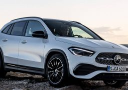 MERCEDES BENZ GLA 3