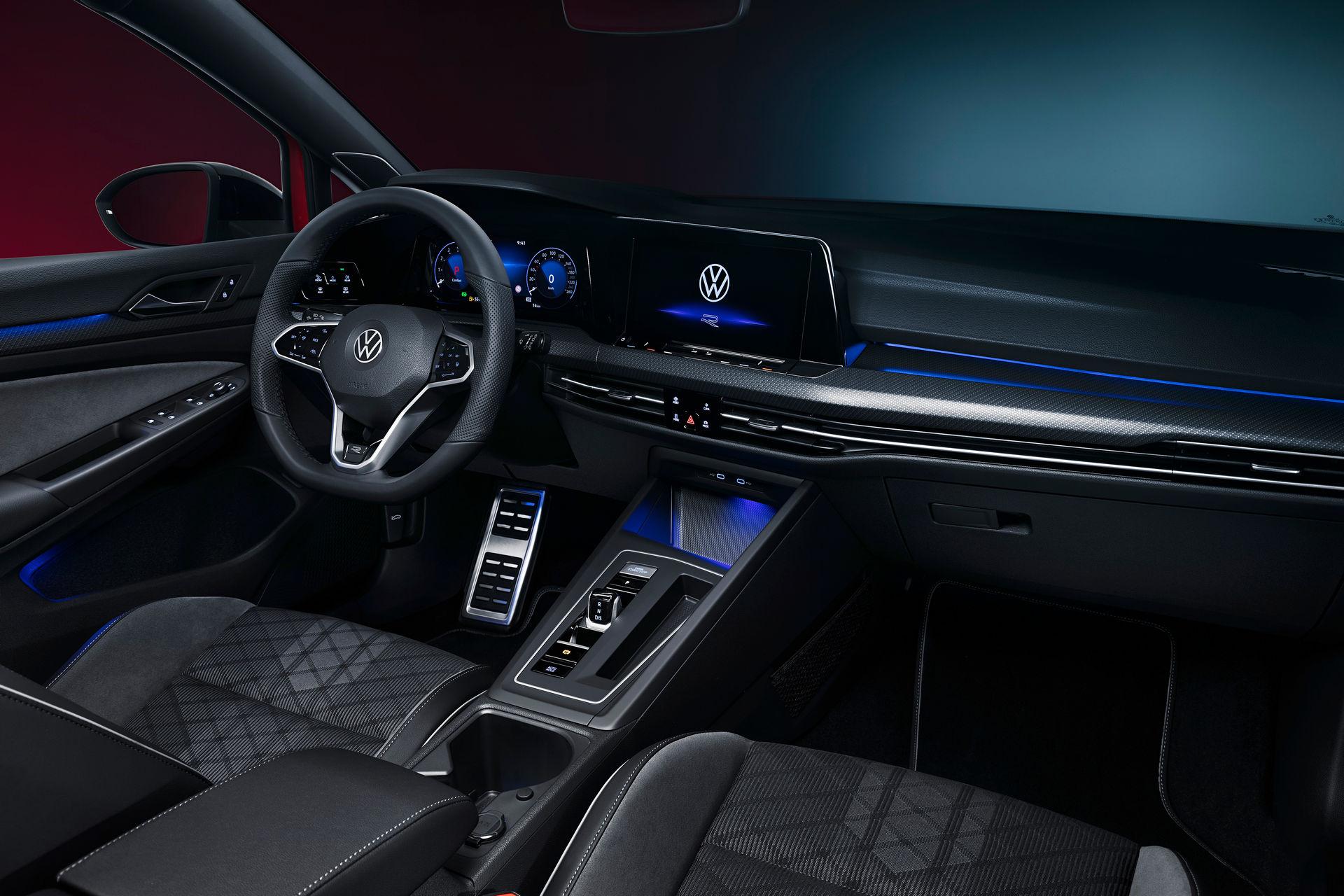 VW GOLF VARIANT 5