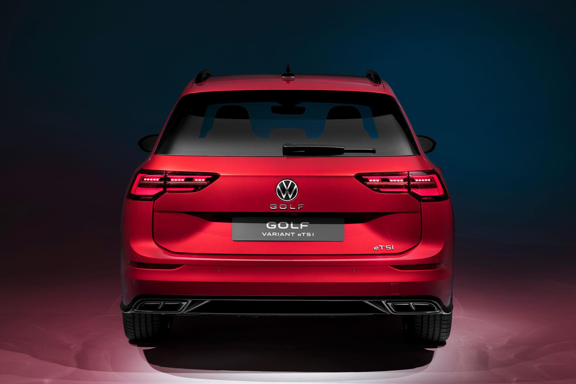VW GOLF VARIANT 7