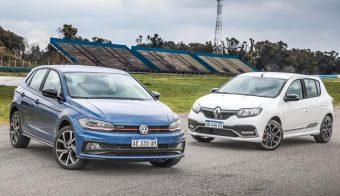 VW POLO GTS O RENAULT SANDERO RS PORTADA e1600698172753