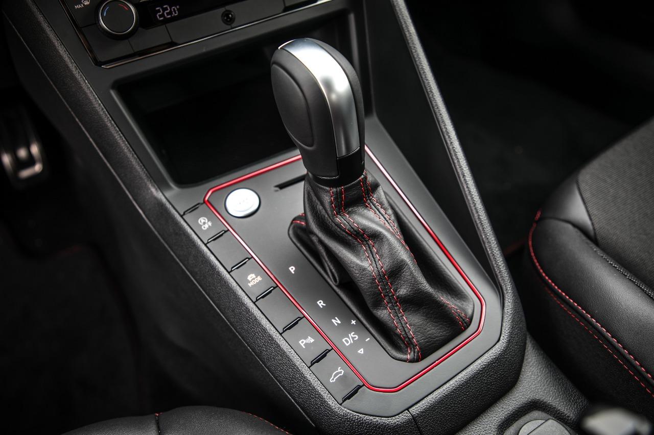 VW POLO GTS PALANCA