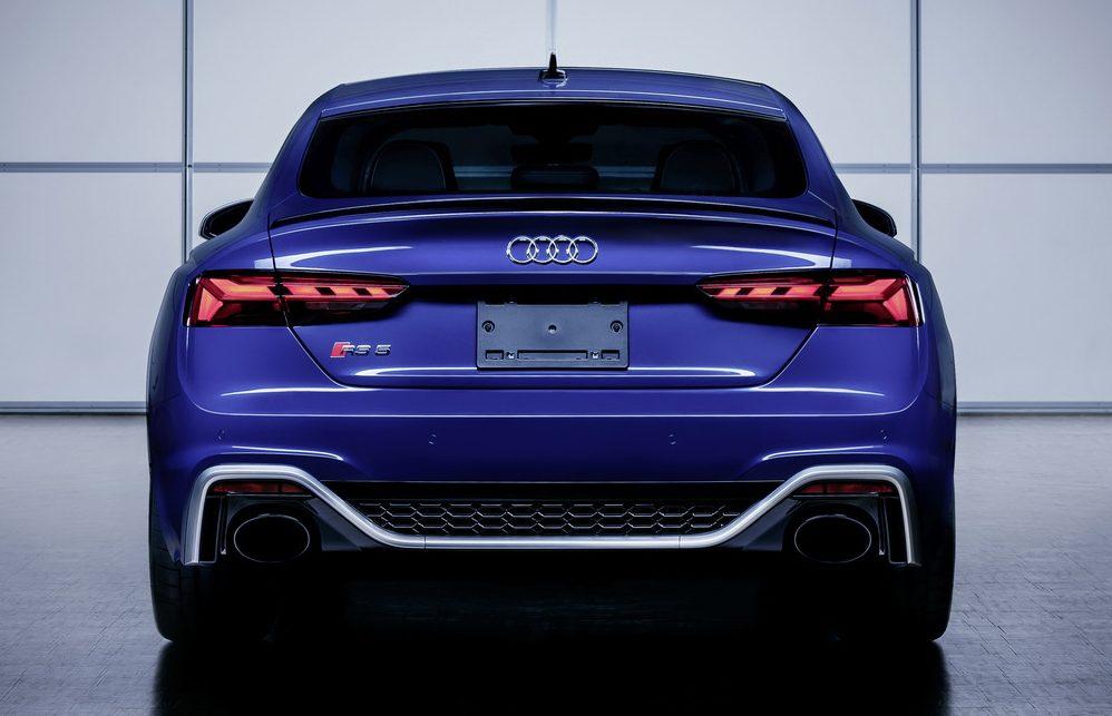 Audi RS5 foto