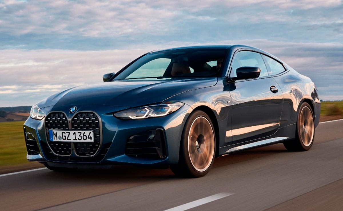 BMW SERIE 4 COUPE 3