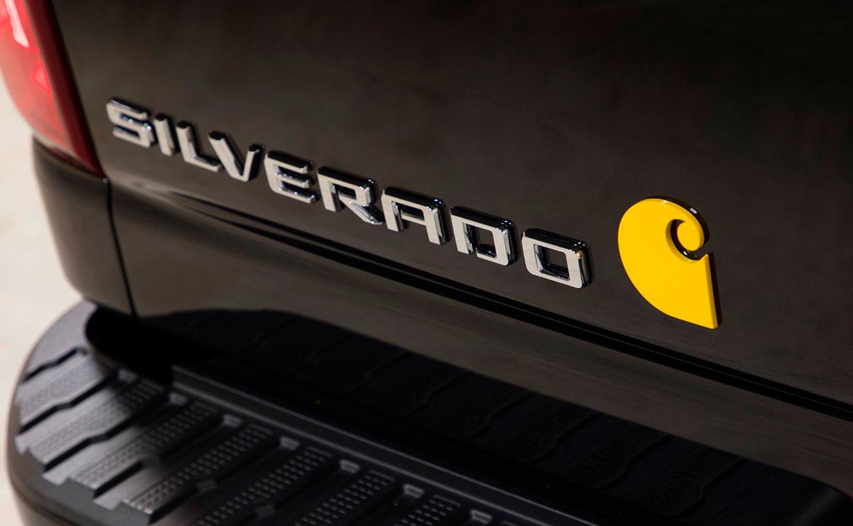 CHEVROLET SILVERADO 2021 10