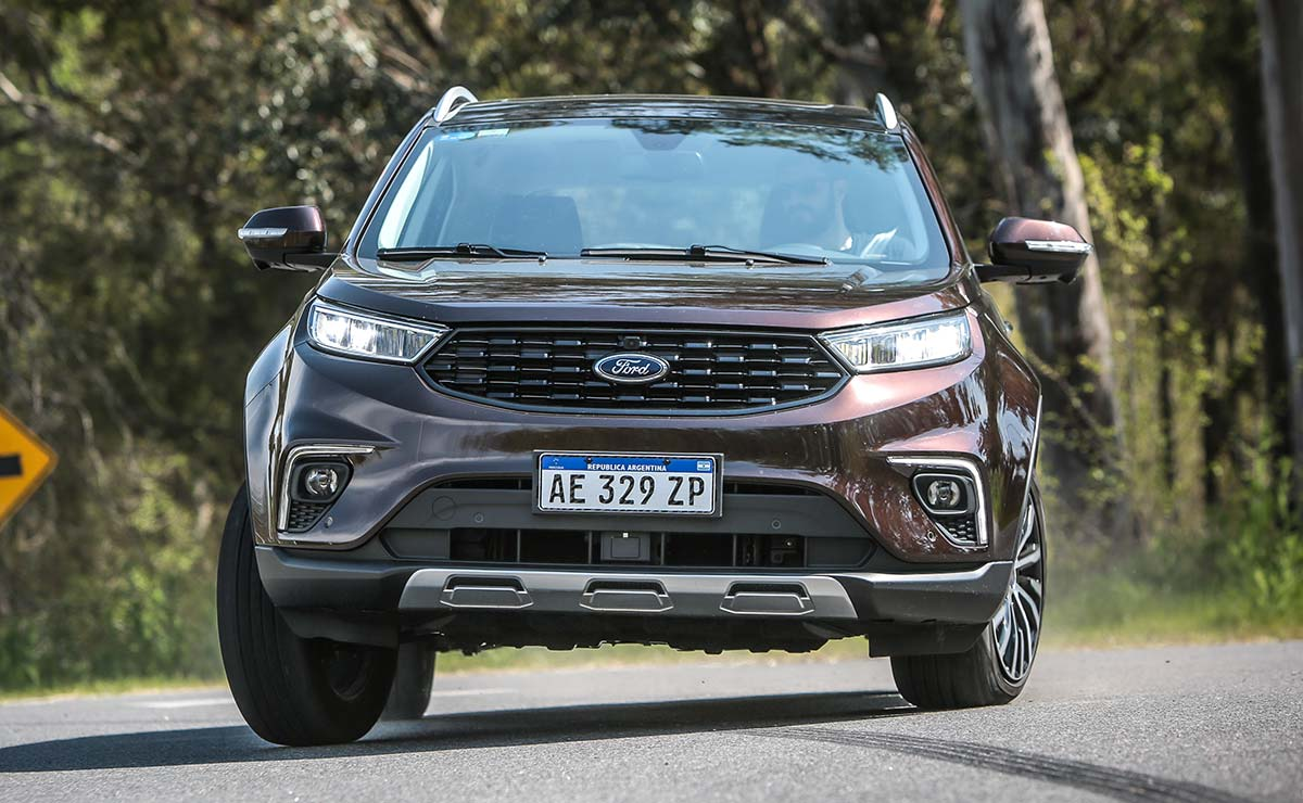 Ford Territory 7