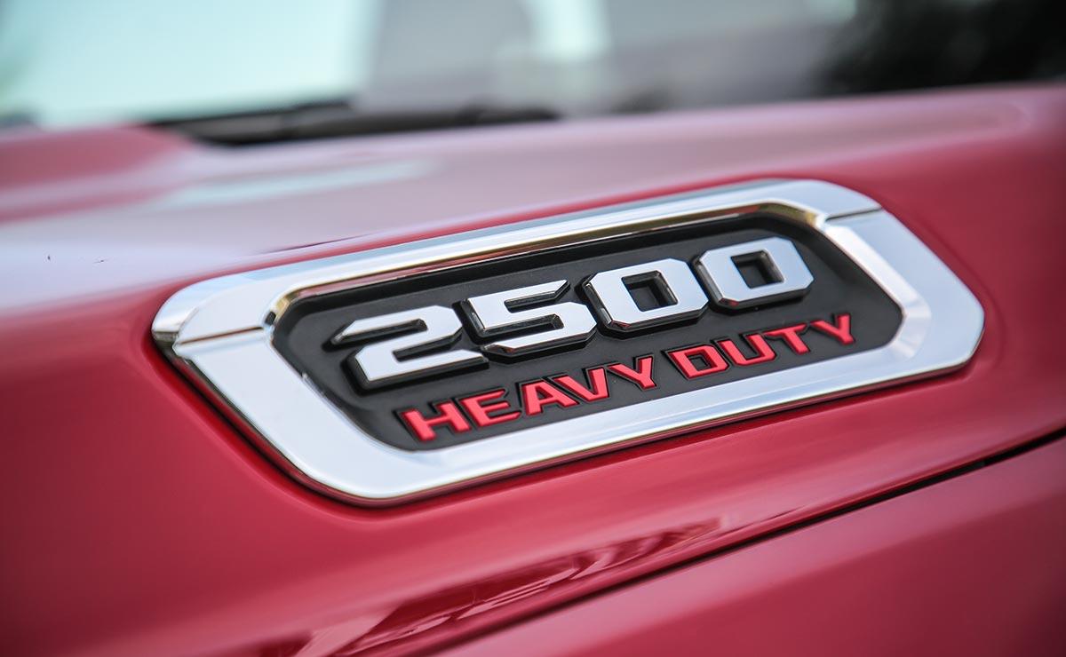 RAM 2500 HEAVY DUTY