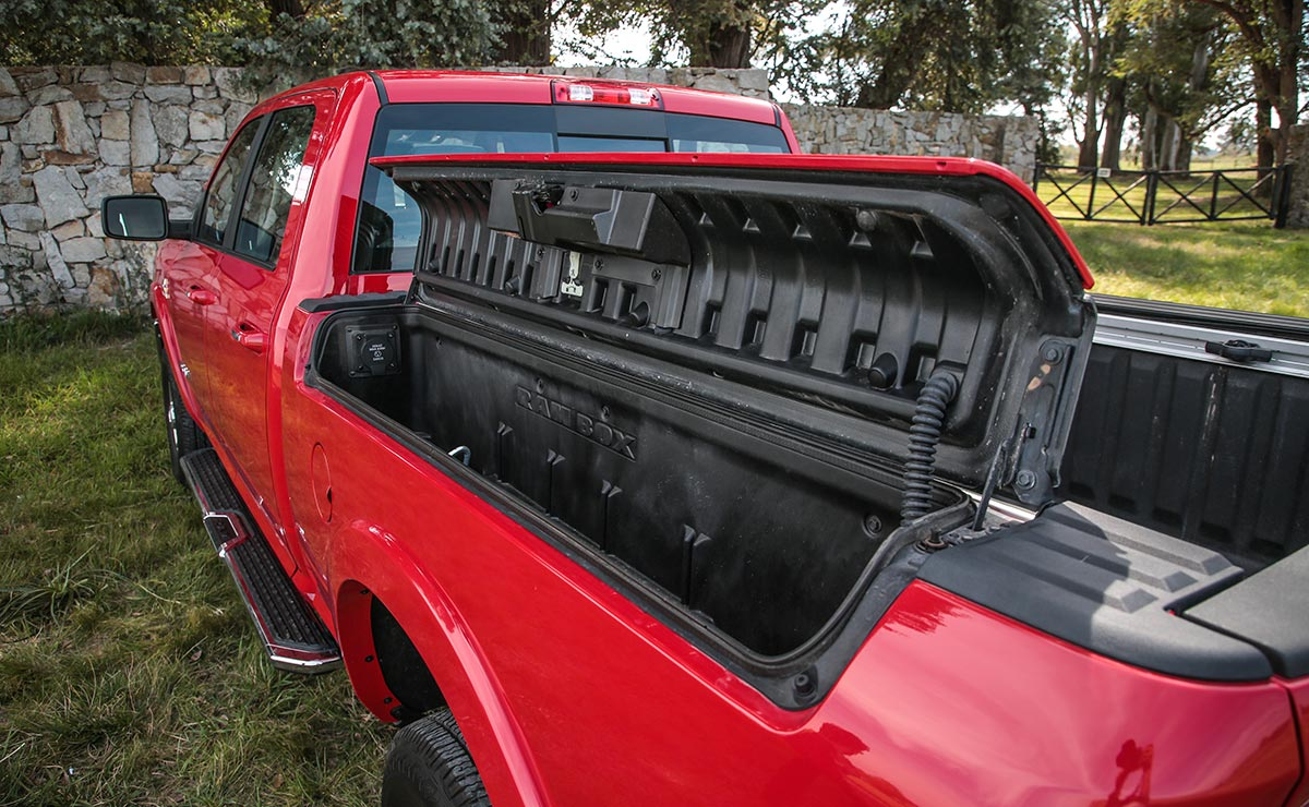 RAM 2500 RAMBOX