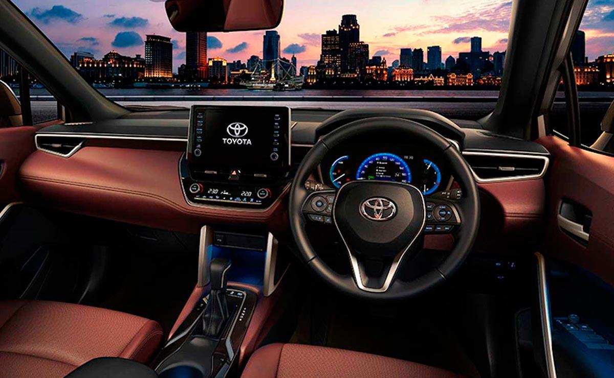 Toyota Corolla Cross 4
