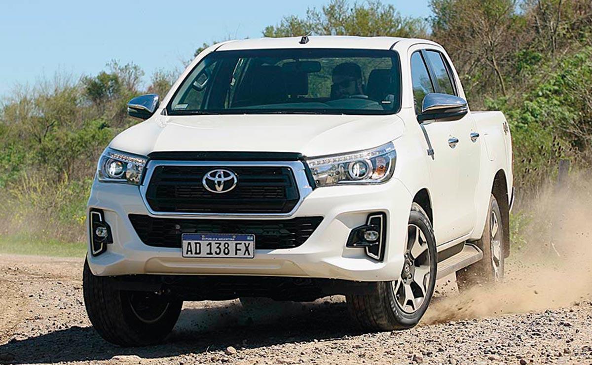 Toyota Hilux 1