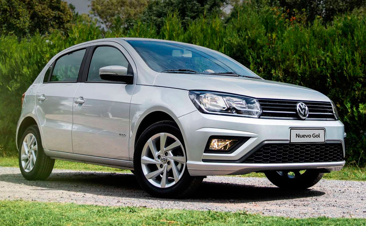 VW GOL TREND PORTADA