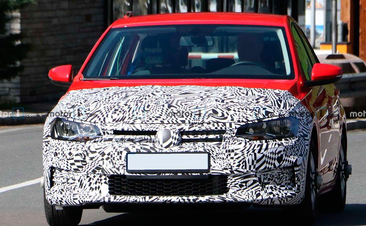 VW POLO 2022 1