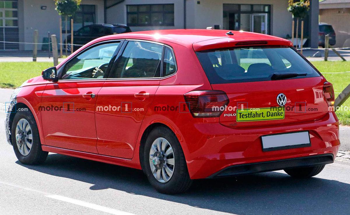 VW POLO 2022 3