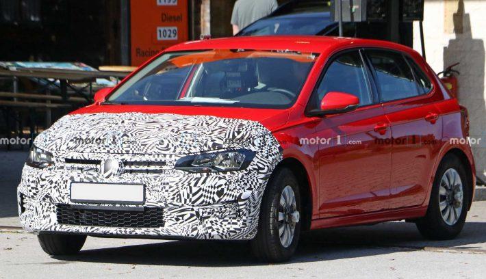 VW POLO 2022 4