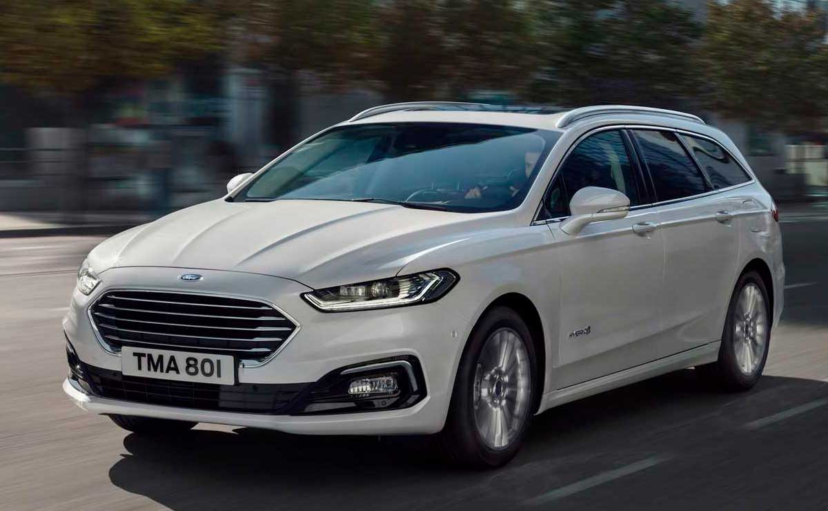 Ford Mondeo-4