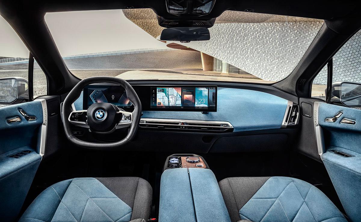 BMW IX 8