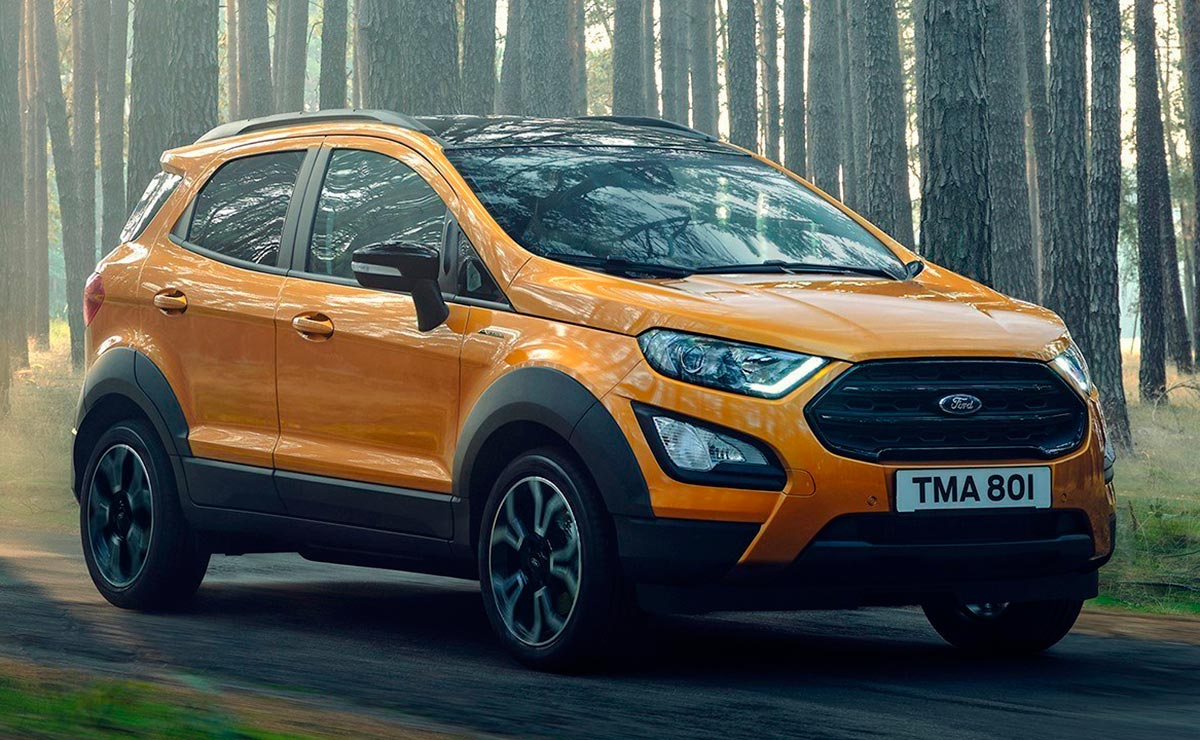 FORD ECOSPORT ACTIVE 1