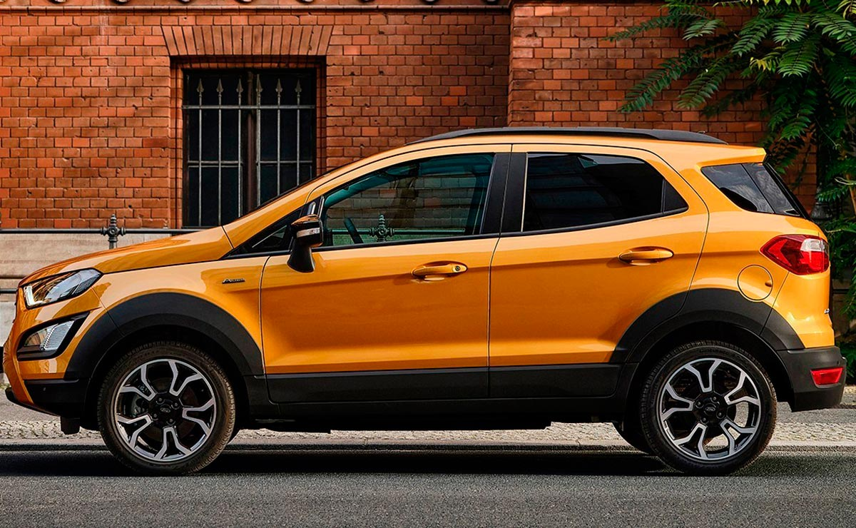 FORD ECOSPORT ACTIVE 3