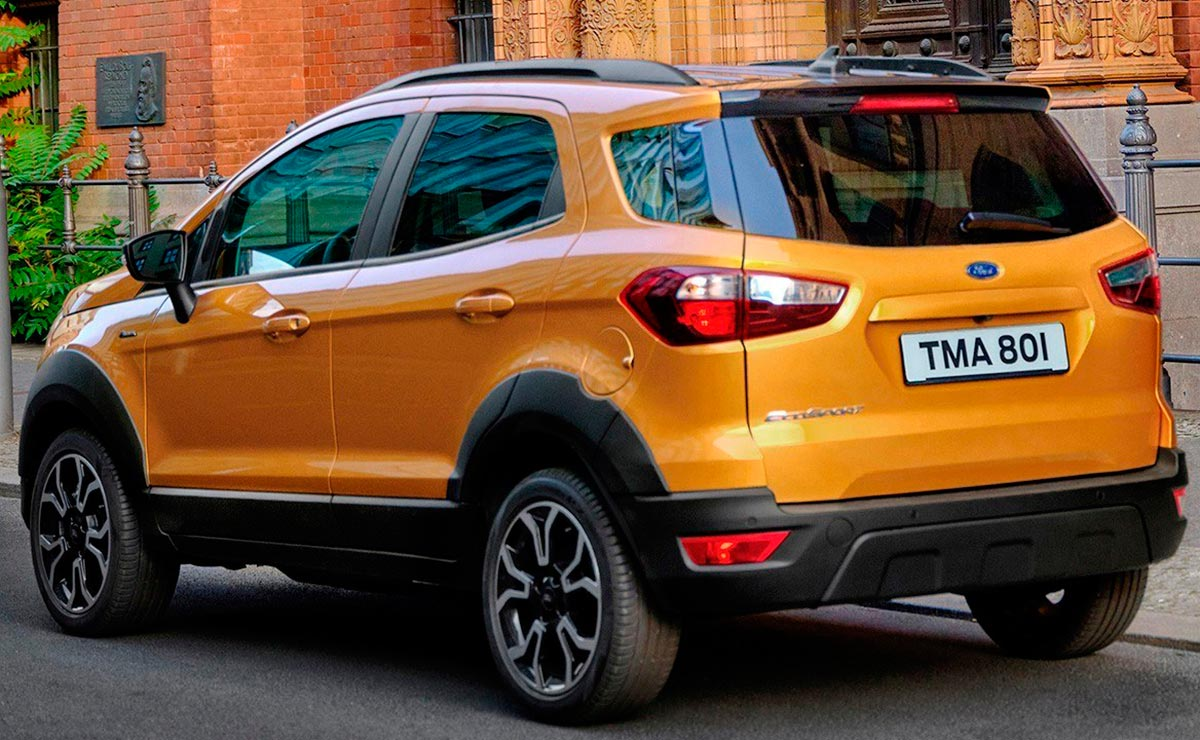 FORD ECOSPORT ACTIVE 4