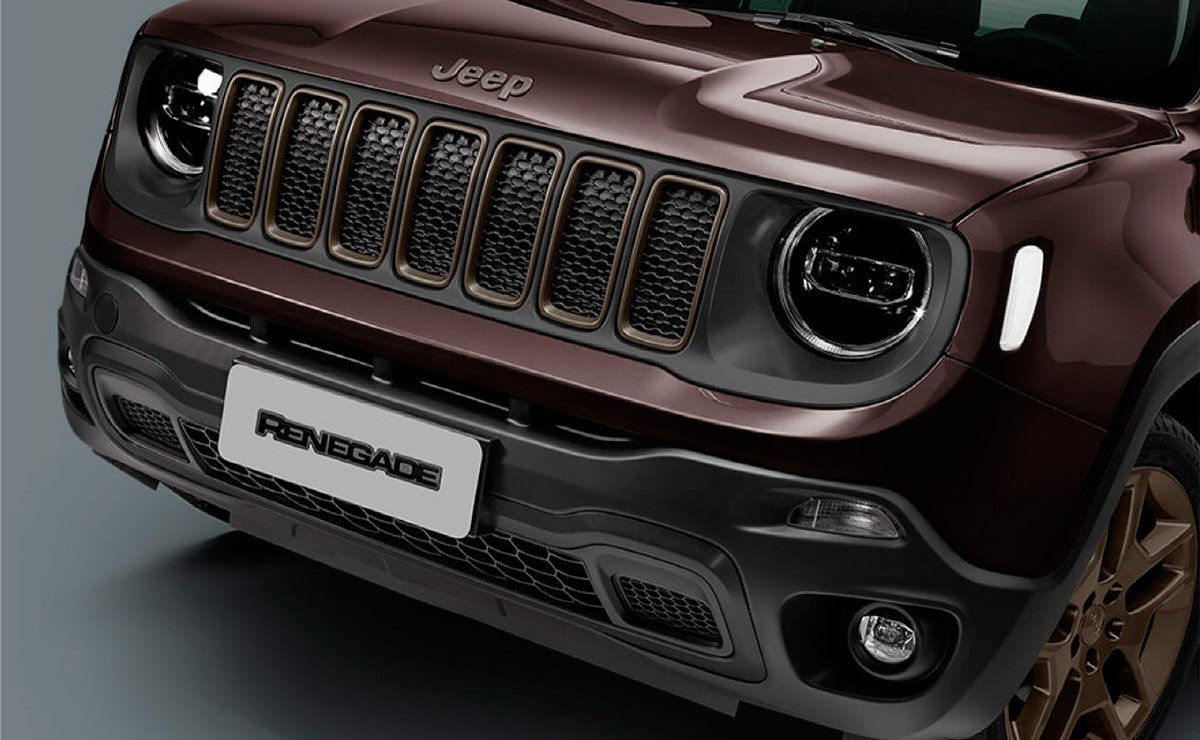 JEEP RENEGADE BRONZE EDITION 3