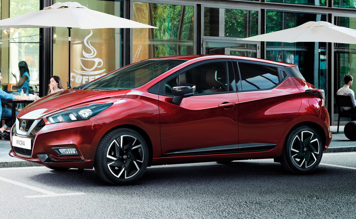 NISSAN MARCH 2021 5