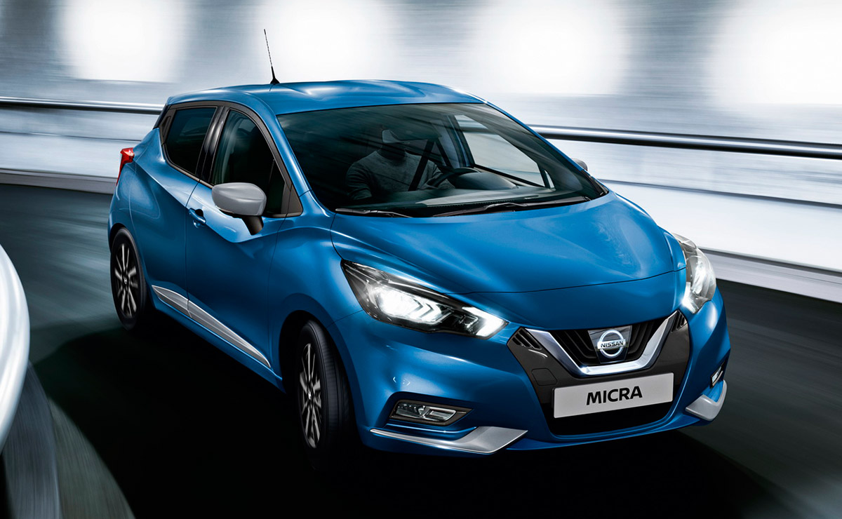 NISSAN MARCH 2021 6