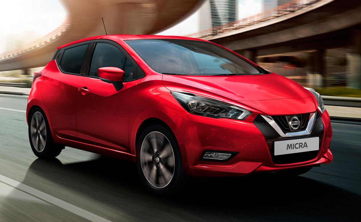 Nissan Lanzo Al Mercado El Nuevo March Turbo Regresa A La Argentina