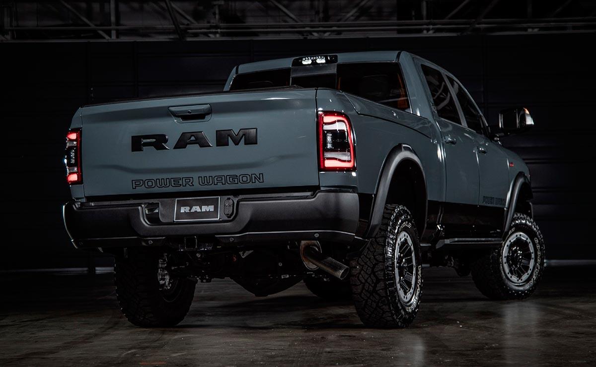 RAM POWER WAGON 1
