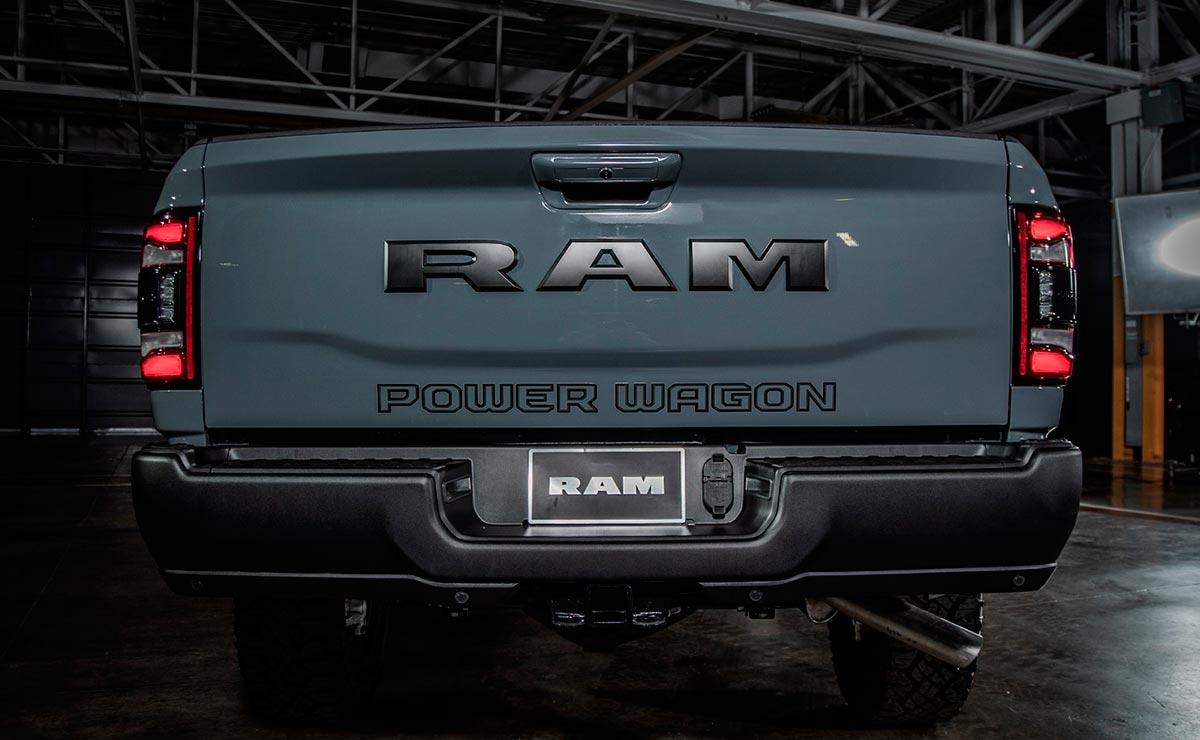 RAM POWER WAGON 2