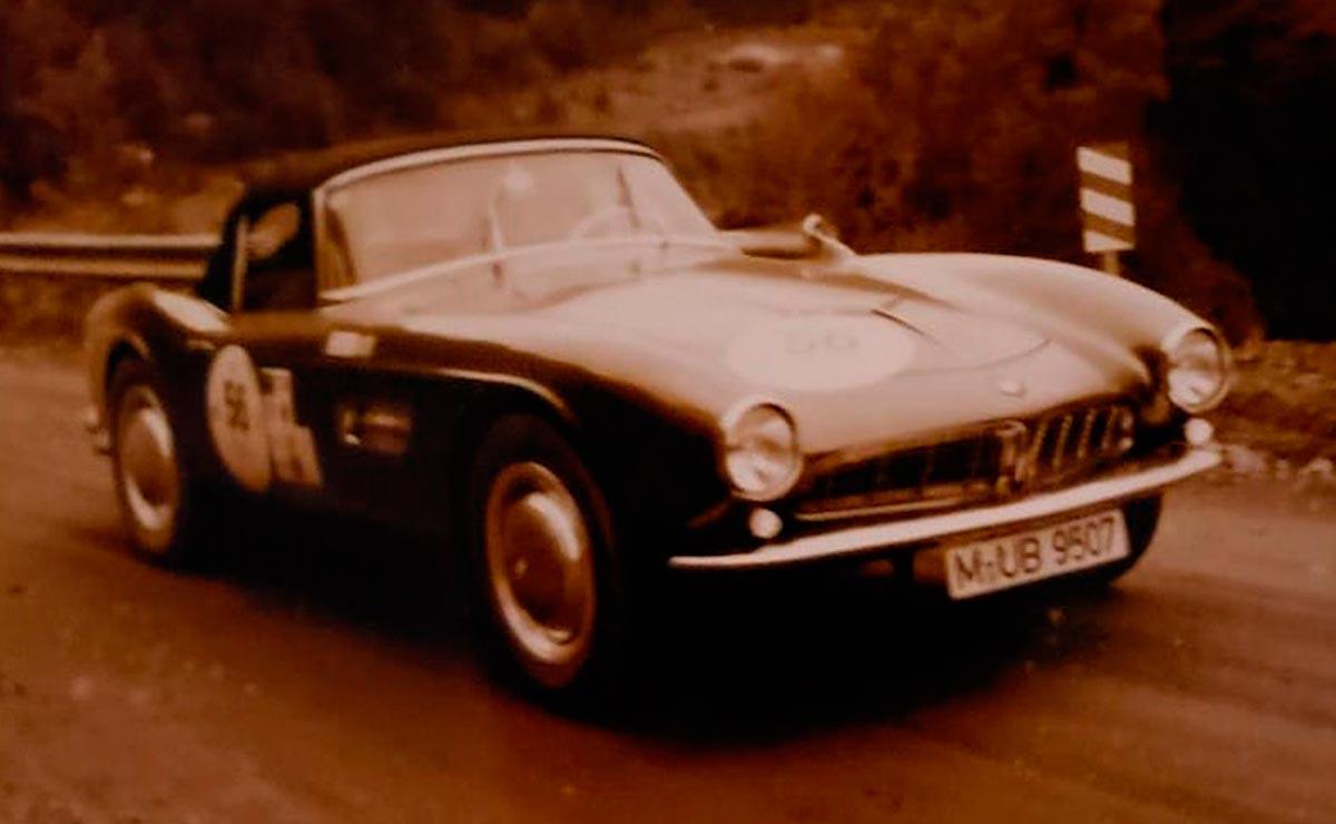BMW 507 ROADSTER 1