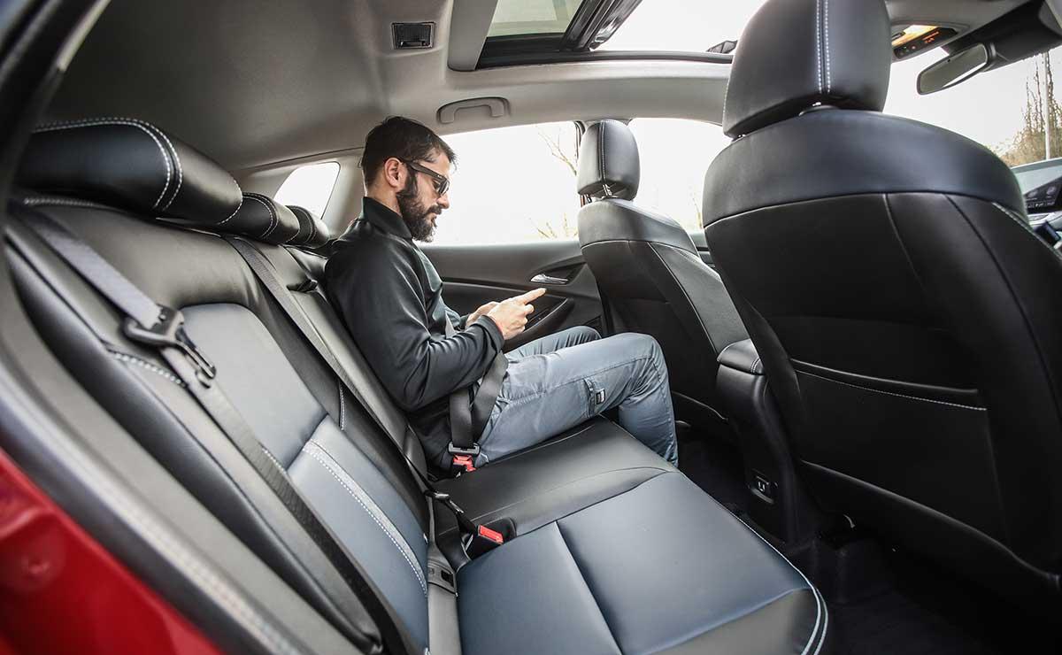 Chevrolet Tracker Premier Turbo AT