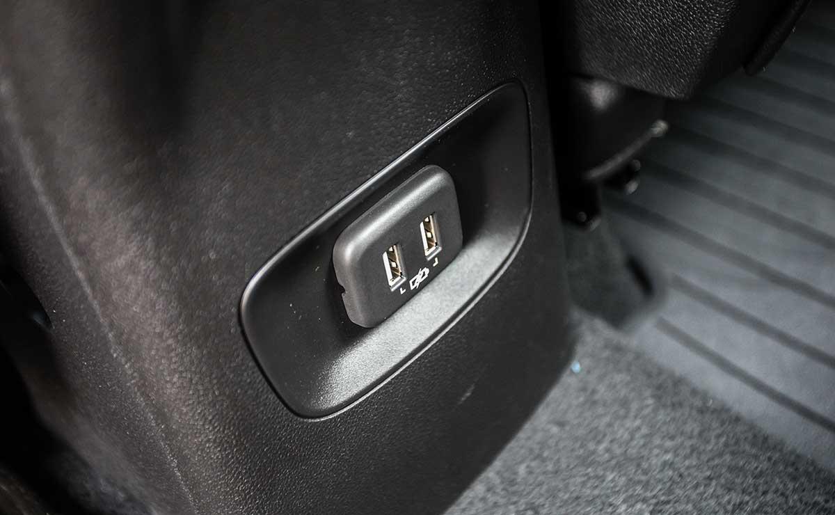 Chevrolet Tracker Premier Turbo AT 25