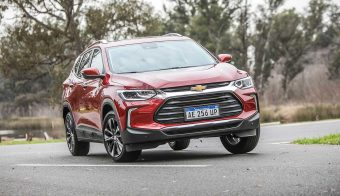 Chevrolet Tracker Premier Turbo AT