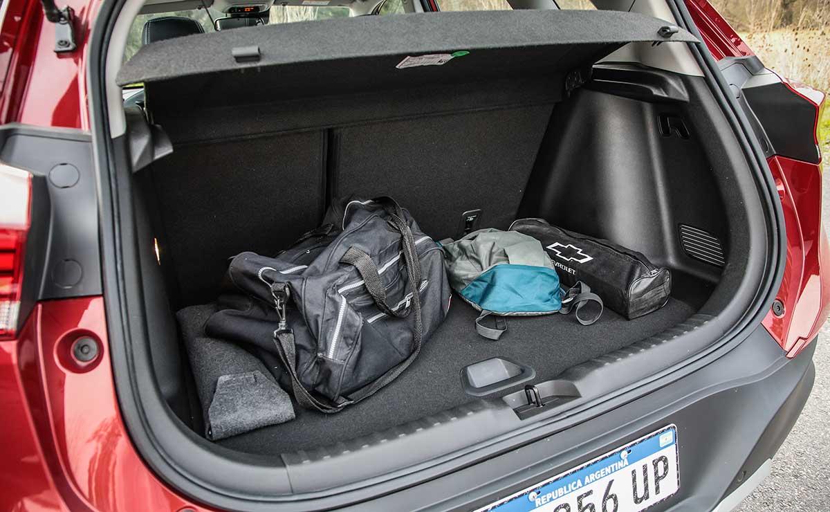 Chevrolet Tracker Premier Turbo AT 8