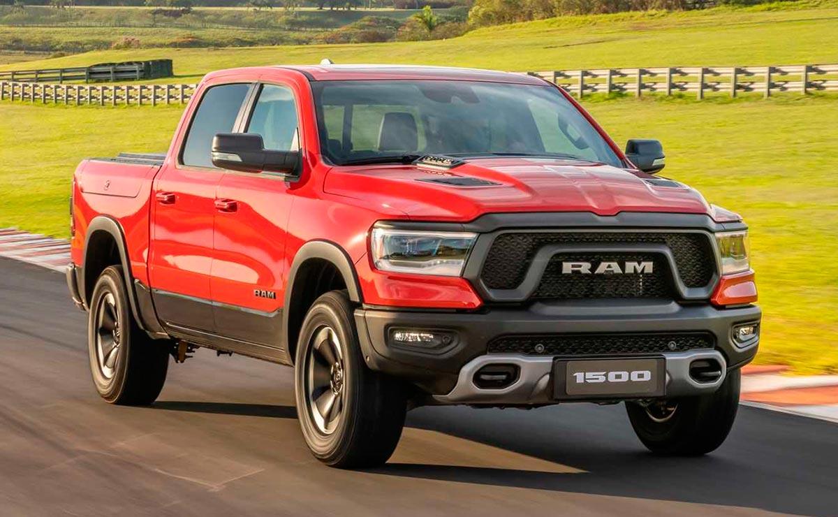 RAM 1500 REBEL 2021 2