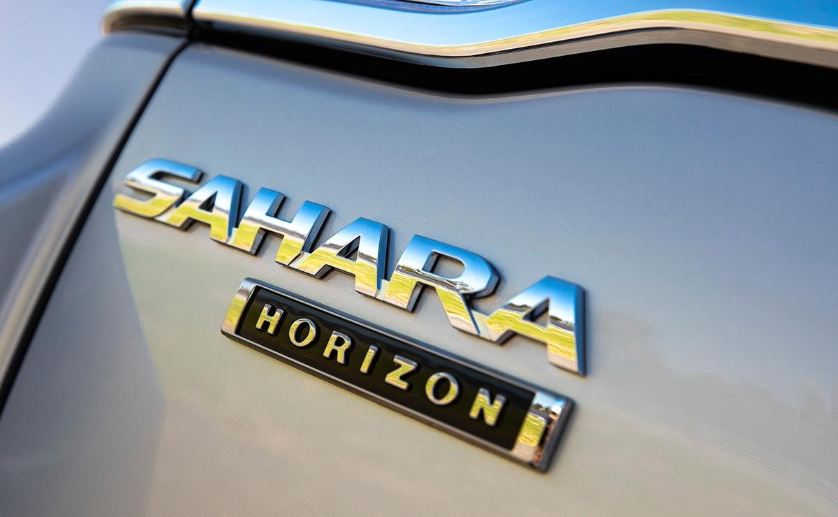 Land Cruiser Horizon V8