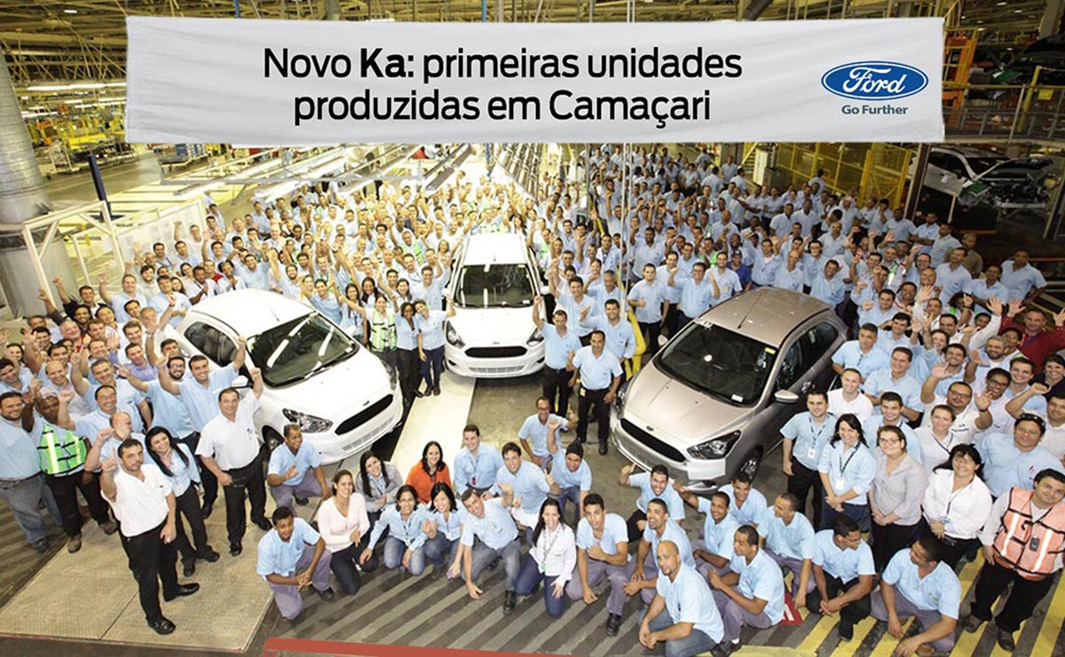 FORD FABRICA