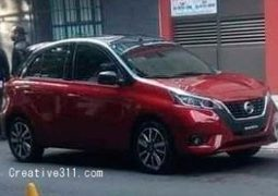 NISSAN MARCH 2022