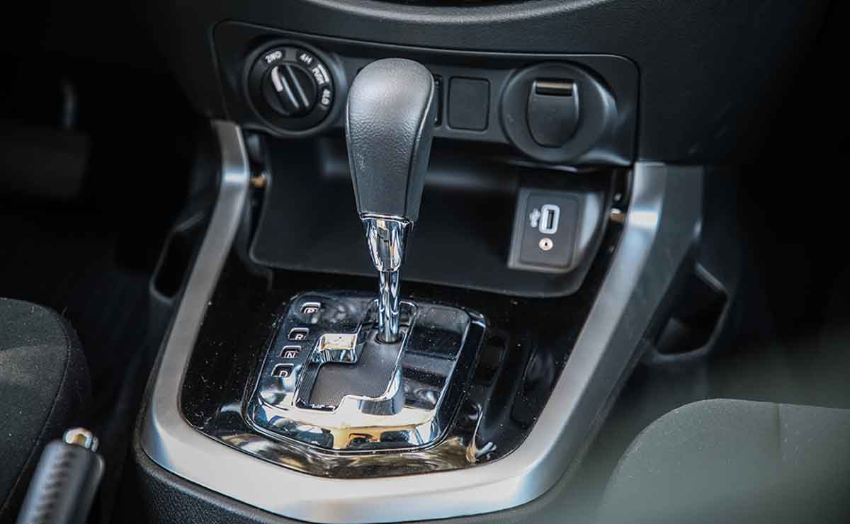 Nissan Frontier X Gear 10